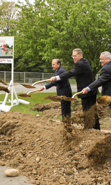 BBL Breaks Ground on Newest Recovery Sports Grill
