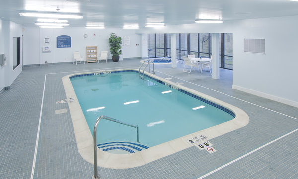 Holiday Inn Express & Suites East Greenbush Pool