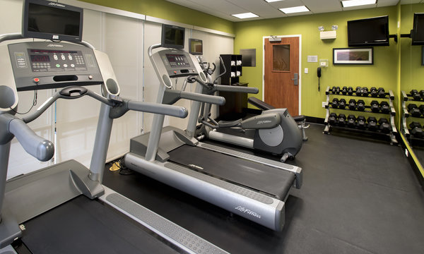 Fairfield Inn & Suites Verona Gym