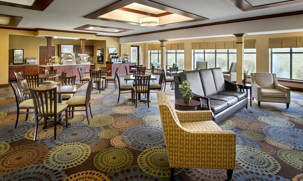 Holiday Inn Express & Suites East Greenbush Breakfast