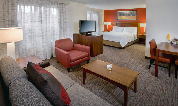 Residence Inn East Greenbush Suite