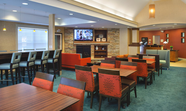 Residence Inn East Greenbush Lobby