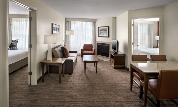 Residence Inn Saratoga Two Bedroom