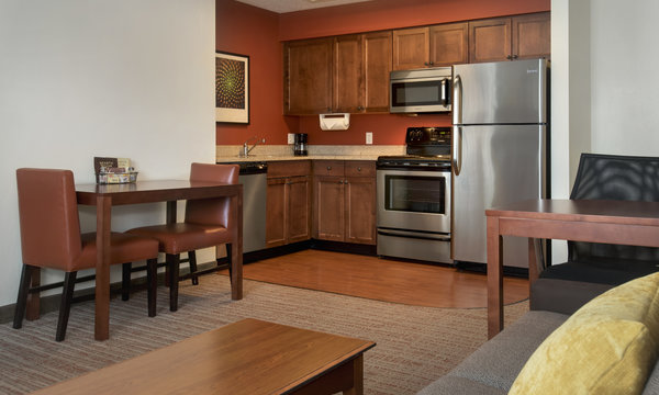 Residence Inn East Greenbush Kitchen