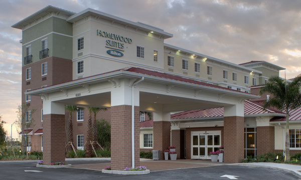 Homewood Suites Port Saint Lucie Entry